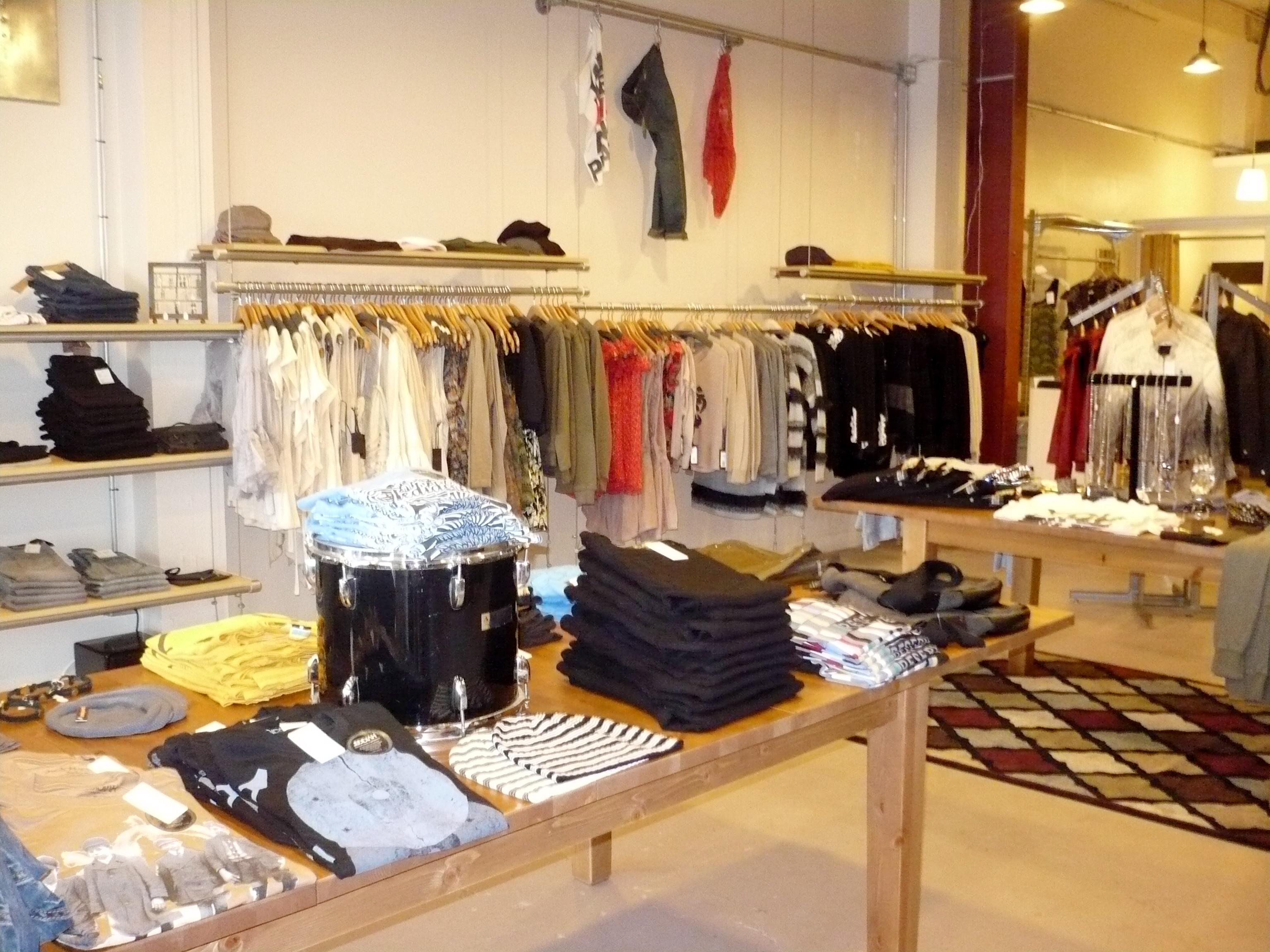 Ragz clothing store